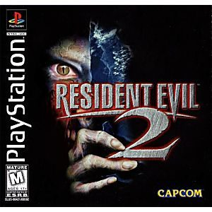 Best Ps1 Games - Resident Evil 2
