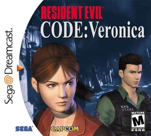 Best Dreamcast games - Resident Evil Code Veronica