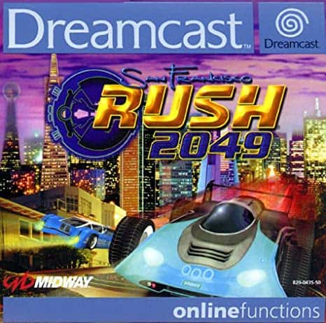 Best Dreamcast games - San Francisco Rush 2049