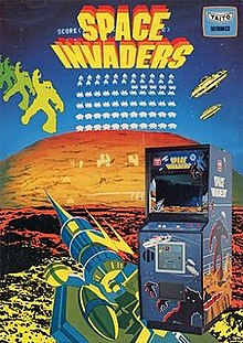 Best Mame Games - Space Invaders