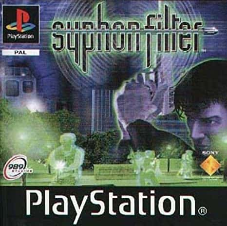 Best Ps1 Games - Syphon Filter