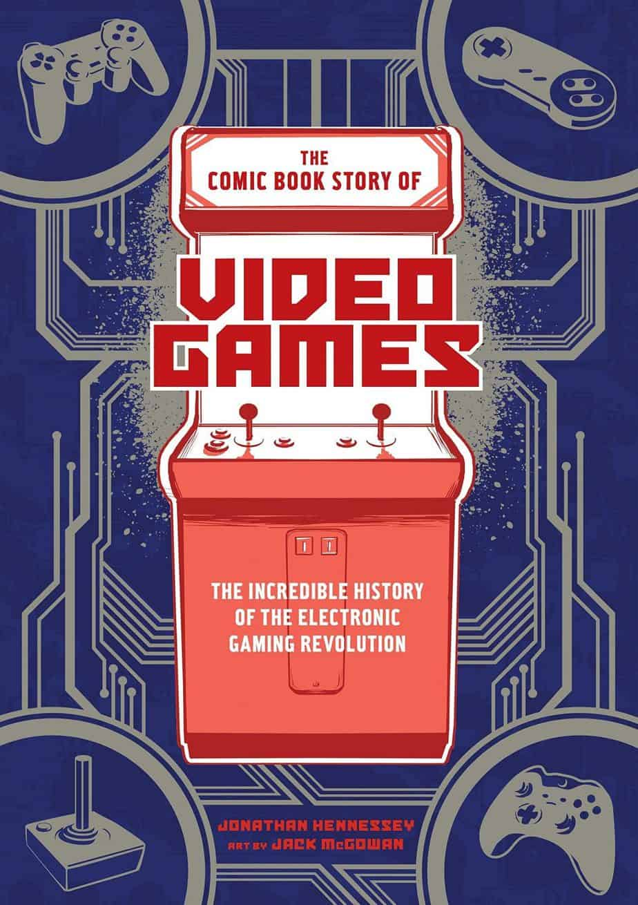 Best Gaming Books - The Comic Book Story Of Video Gaming