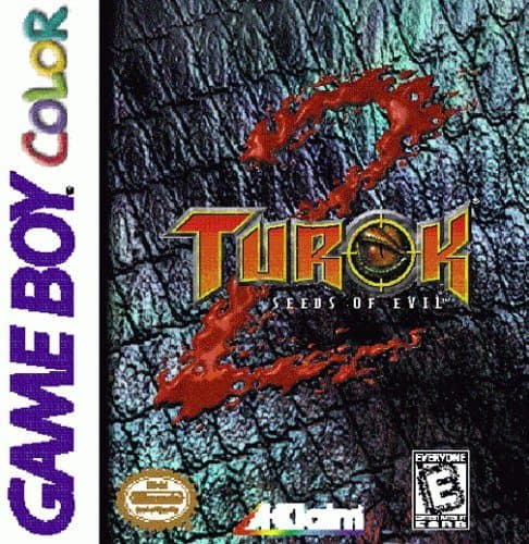 Best Gameboy Games - Turok 2