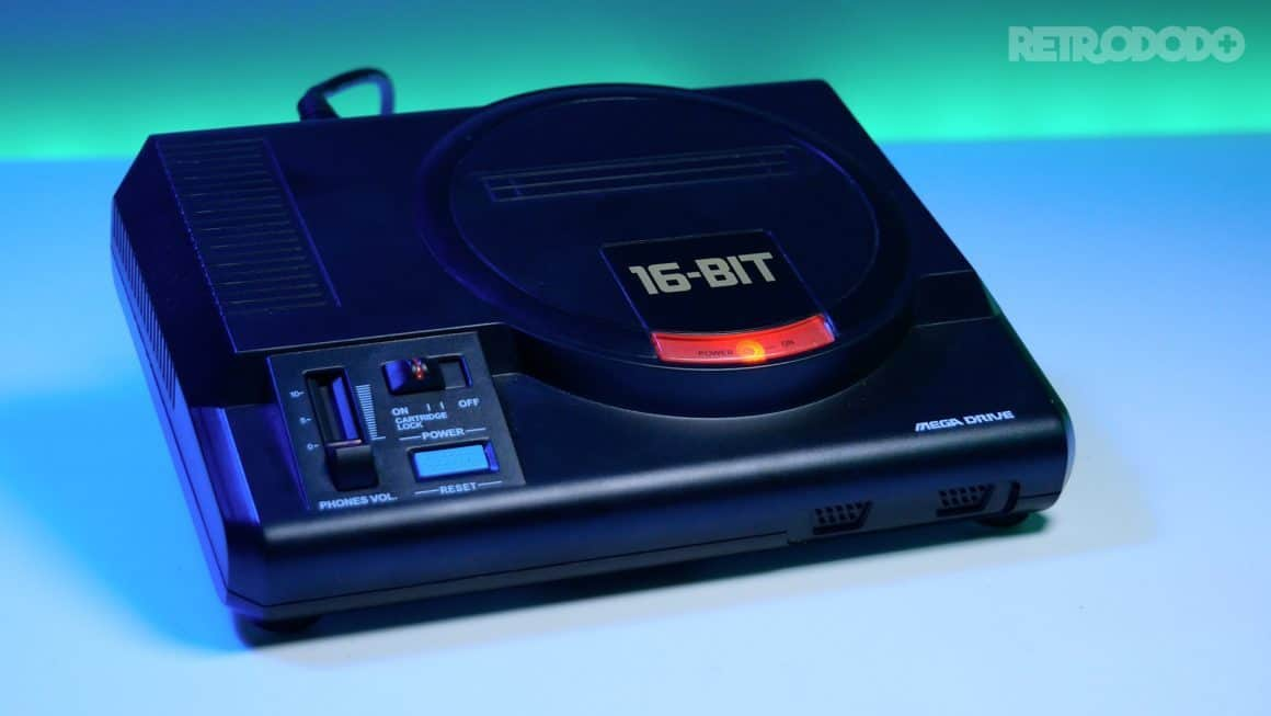 sega mega drive wireless charger