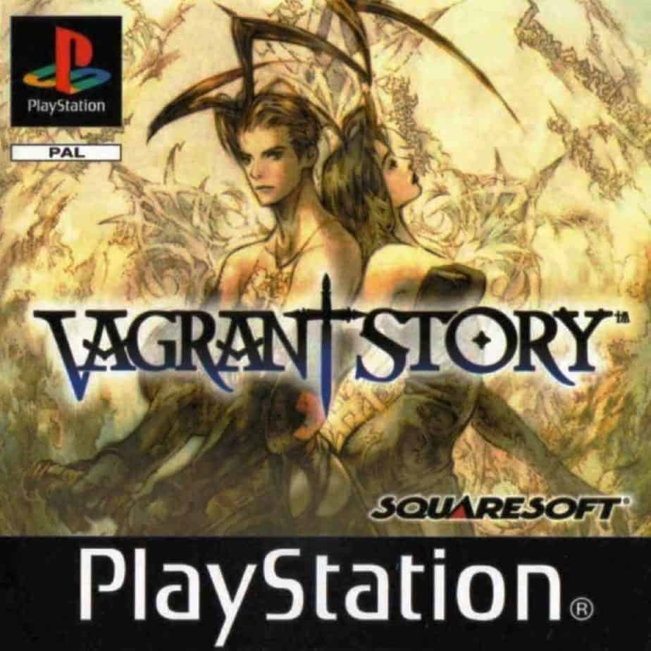 Best Ps1 Games - Vagrant Story