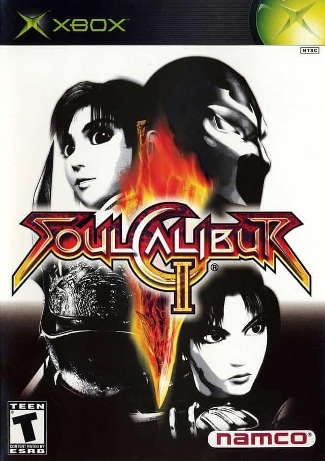 Best Original Xbox Games - Soulcalibur 2