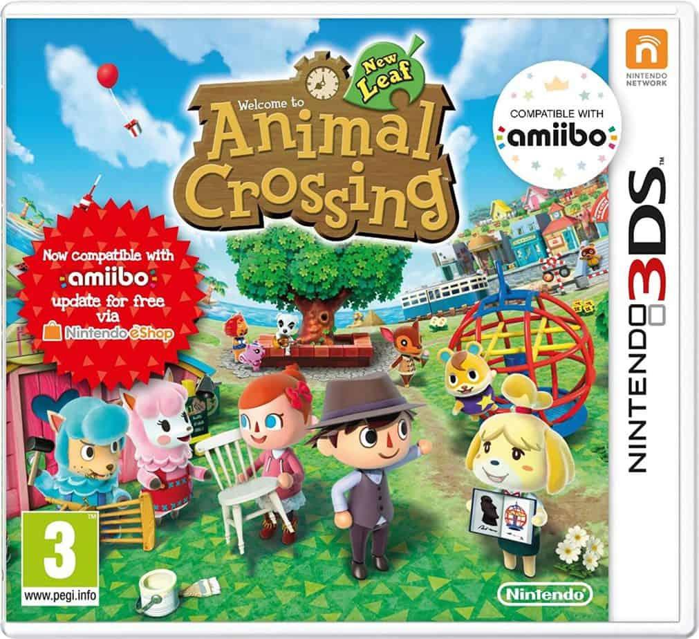 best Nintendo 3DS games - Animal Crossing New Leaf