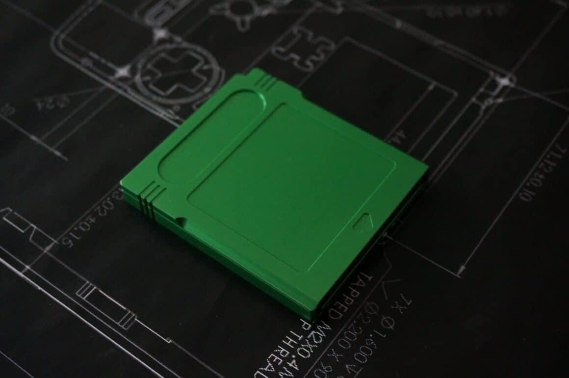 Analogue Pocket Accessories - Metal Game Cart