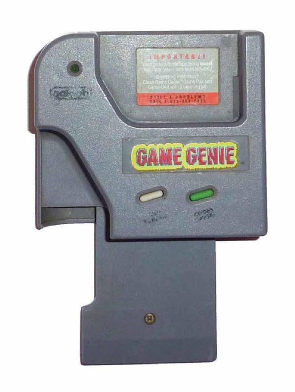 Analogue Pocket Accessories - Game Genie