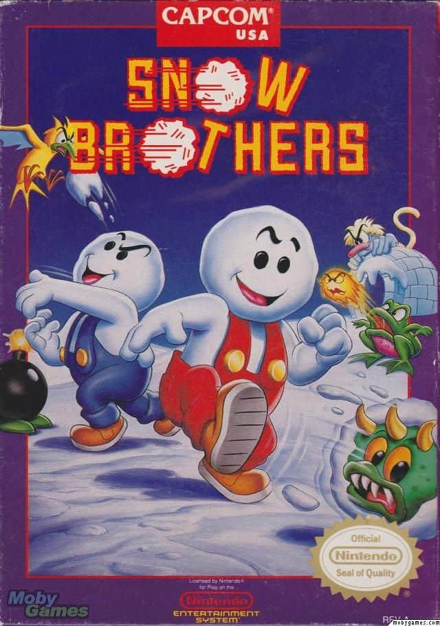 Snow Brothers 2