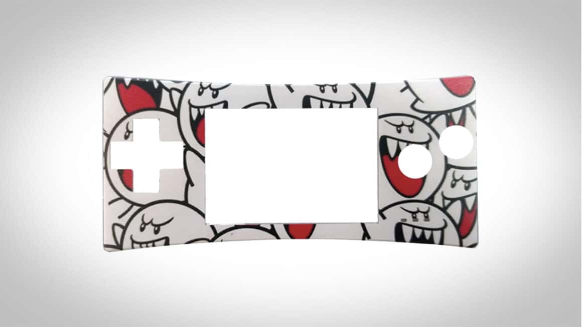 gameboy micro faceplates