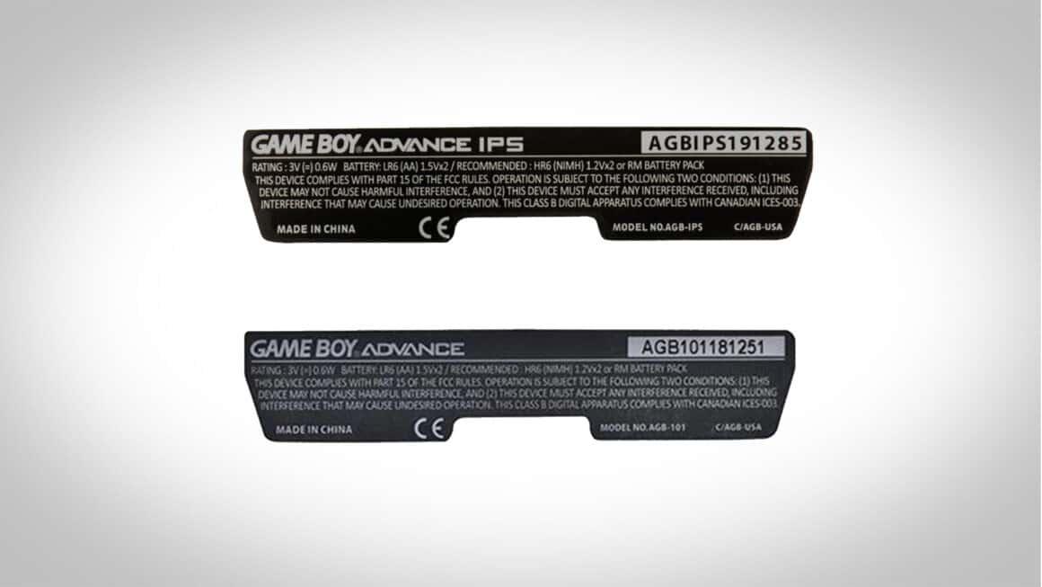 gameboy stickers