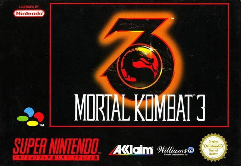 Best SNES Games - Mortal Kombat 4