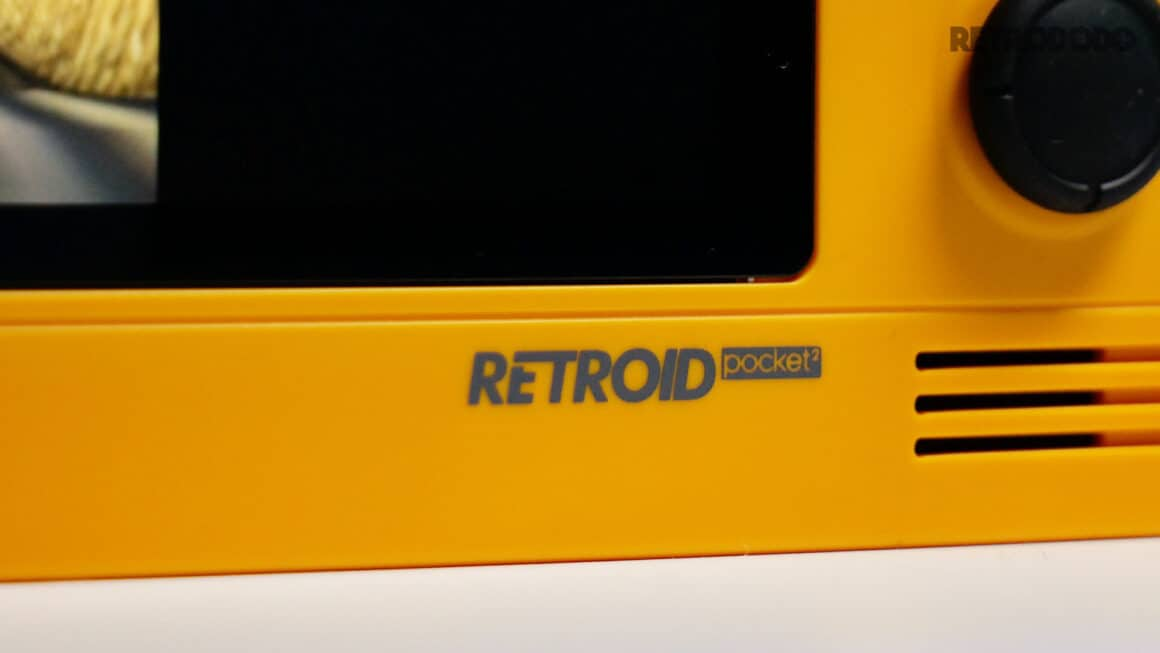 retroid pocket 2 logo