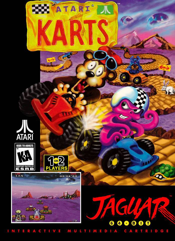 Best Atari Jaguar Games - Atari Karts