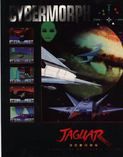Best Atari Jaguar Games - Cybermorph