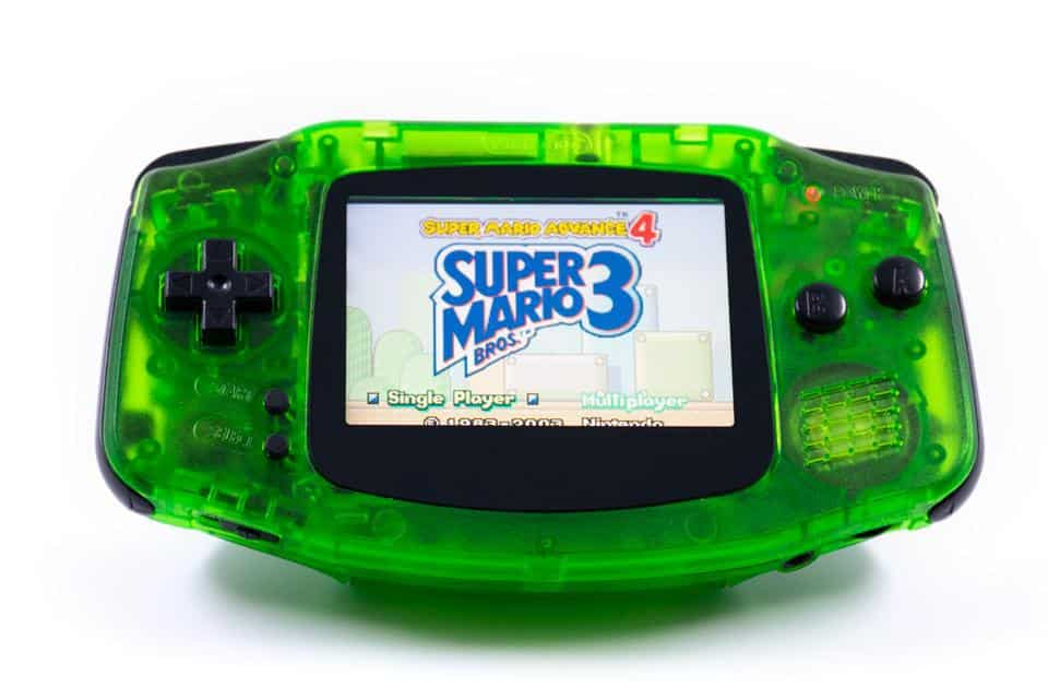 Retro Modding make the best Modded Gameboy Advance consoles