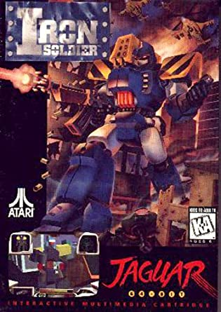 Best Atari Jaguar Games - Iron Soldier