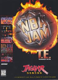 Best Atari Jaguar Games - NBA Jam 2000