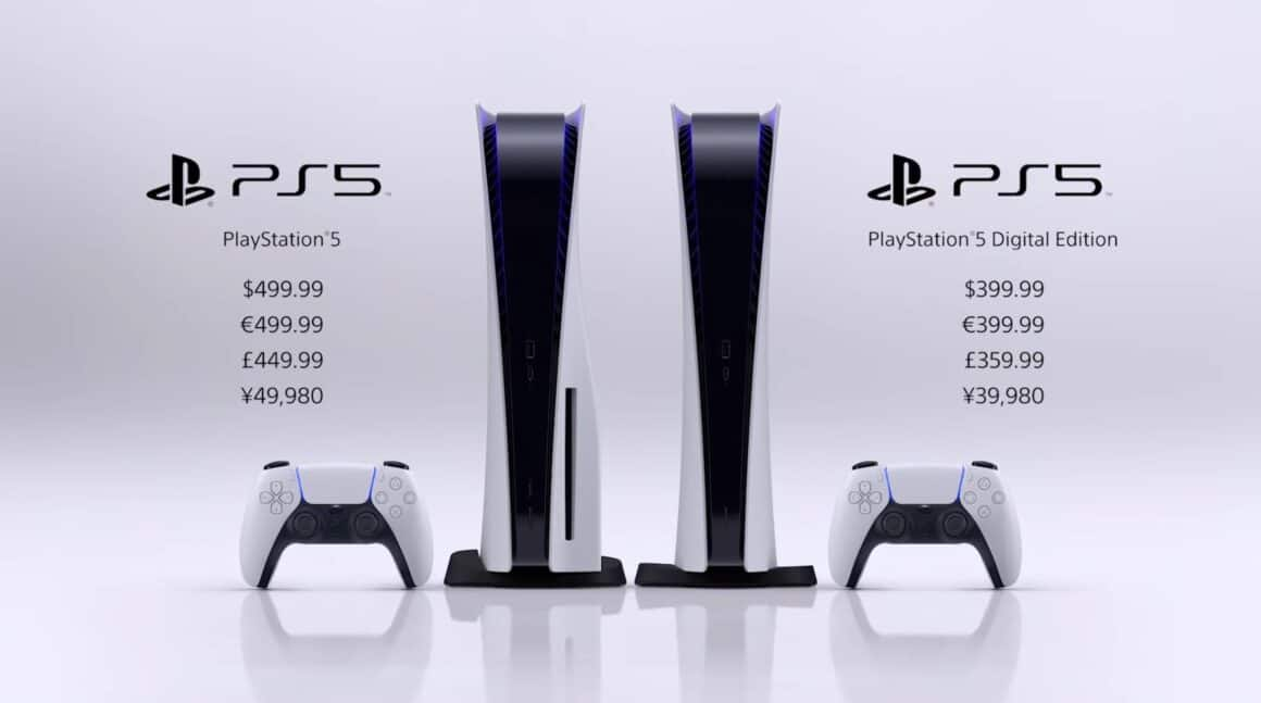 PS5 pricing around the world