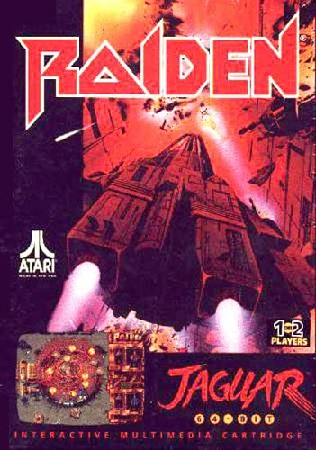Best Atari Jaguar Games - Raiden