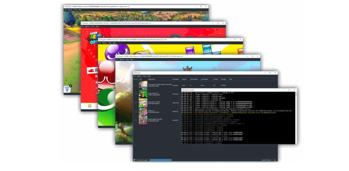 Best Nintendo Switch Emulator for Mac OSX - Ryujinx
