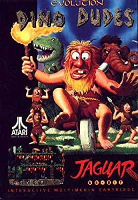 Best Atari Jaguar Games - Dino Dudes