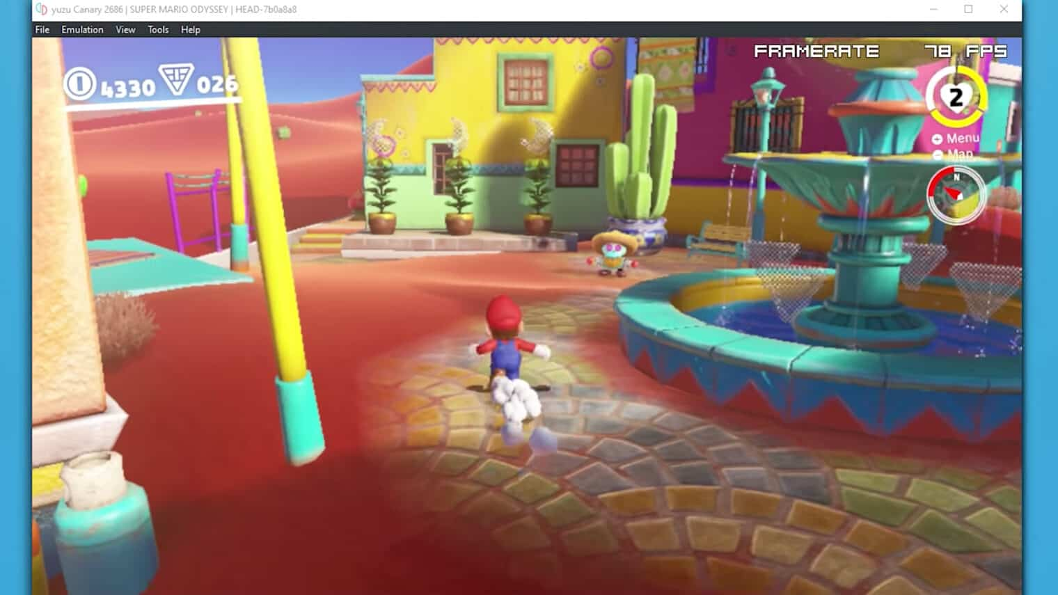 Yuzu - Best Nintendo Switch Emulator