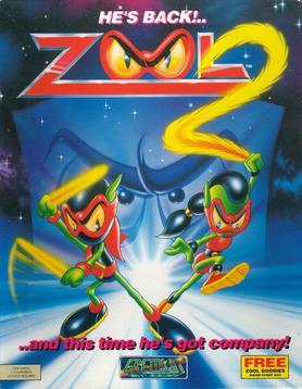 Best Atari Jaguar Games - Zool 2