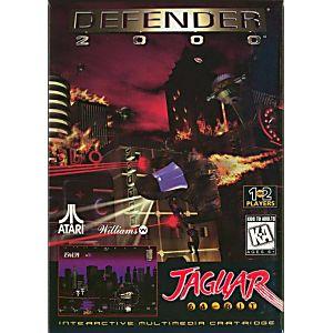 Best Atari Jaguar Games - Defender 2000