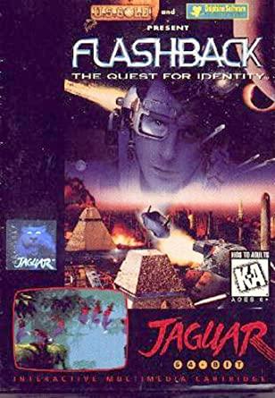 Best Atari Jaguar Games - Flashback
