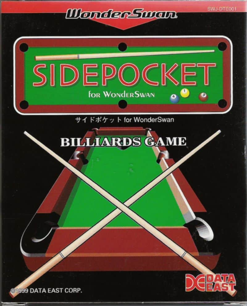 Best WonderSwan Games - Side Pocket