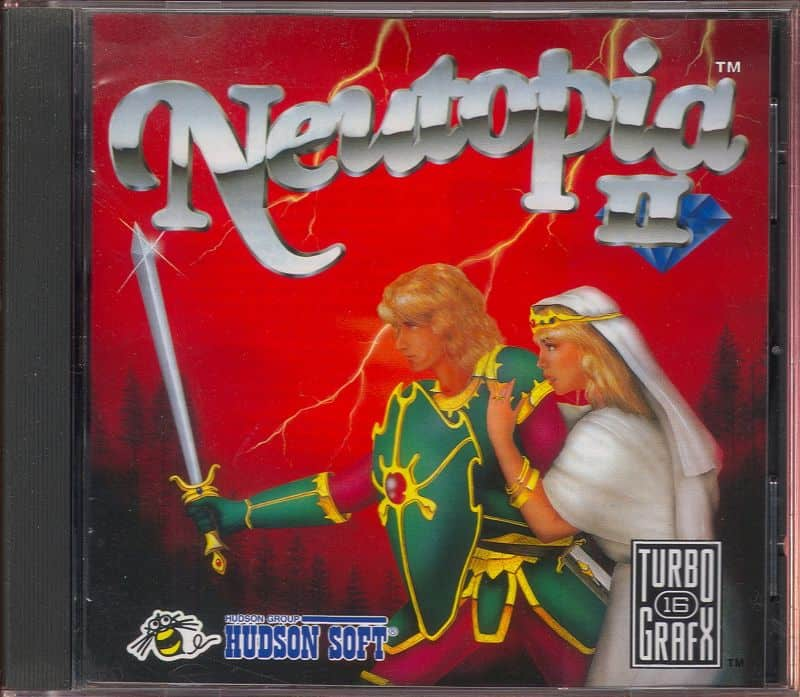 Best Turbografx 16 games - neutopia II