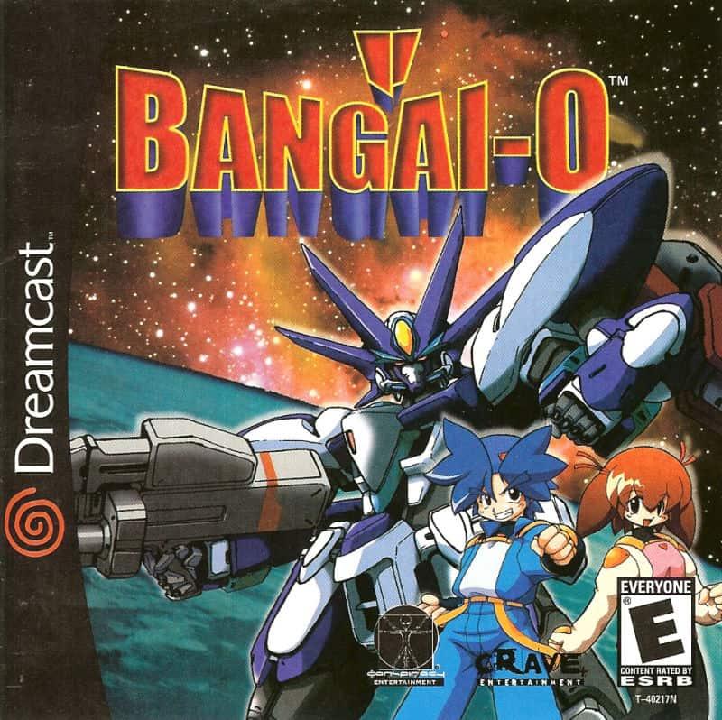 Best Dreamcast Games - Bangai-O