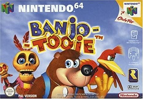 Best N64 Games - Banjo Tooie