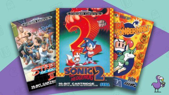 Best Sega Mega Drive Games Of All Time Feature Image Retro Dodo