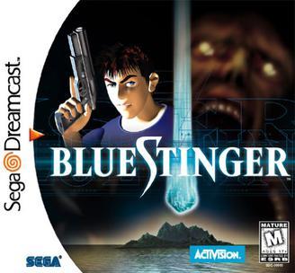 Best Dreamcast Games - Blue Stinger