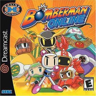 Best Dreamcast Games - Bomberman Online