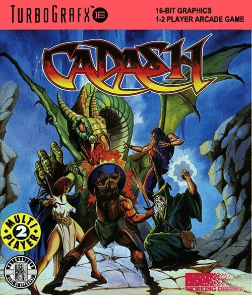 Best PC Engine games - cadash