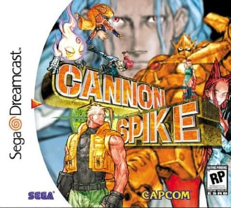 Best Dreamcast Games - Cannon Spike