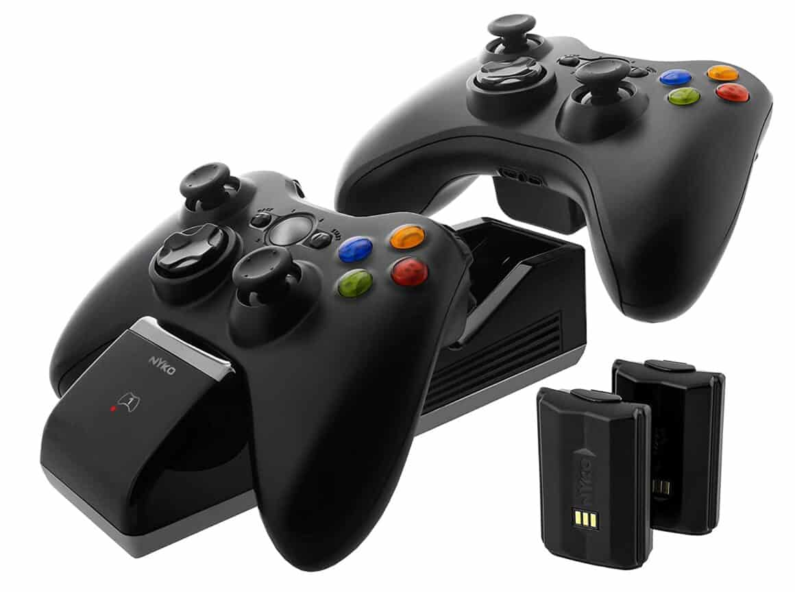 Xbox 360 Rechargeable Controller Deck