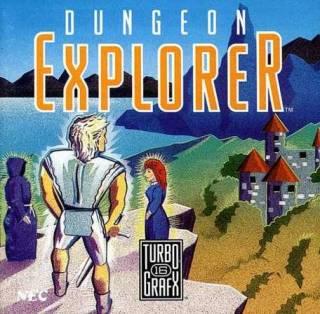 Best PC Engine games - Dungeon Explorer