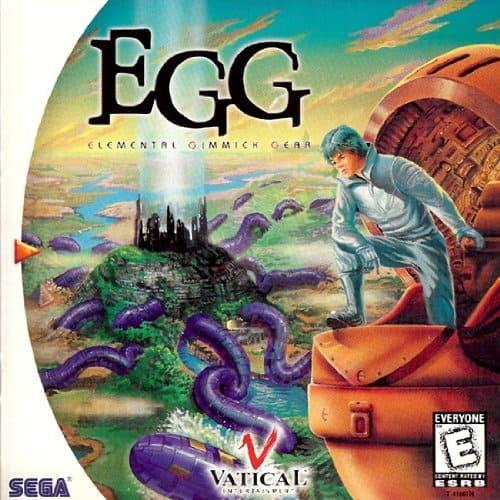 Best Dreamcast Games - EGG