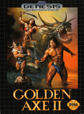 Best Sega Genesis Games - Golden Axe II