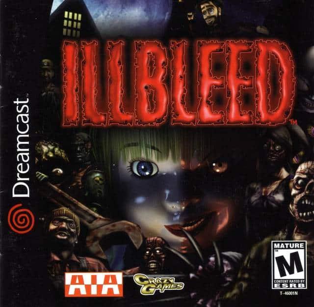 Best Dreamcast Games - Illbleed