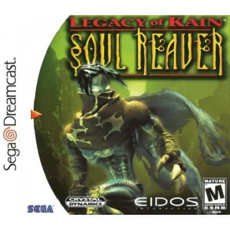 Best Dreamcast Games - Legacy of Kain: Soul Reaver