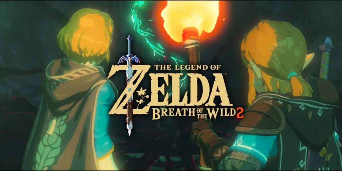 New Zelda Game - Breath Of The Wild 2