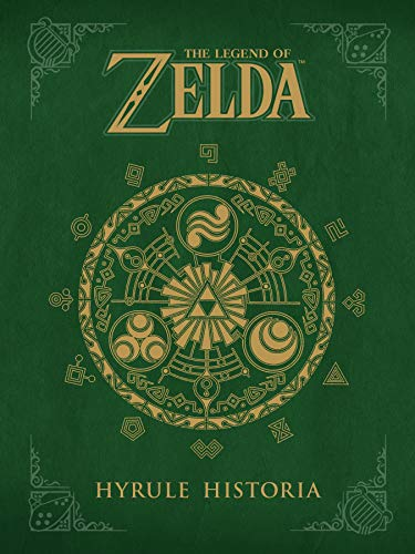 Best Gaming Books - the Legend Of Zelda: Hyrule Historia