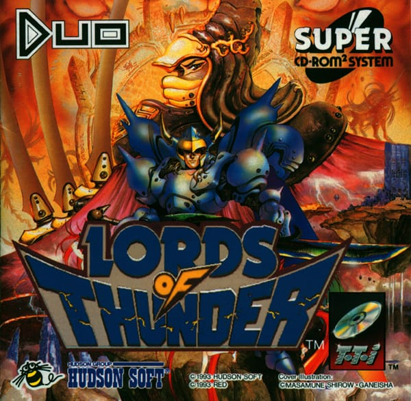 Best PC Engine games - Lords of thunder