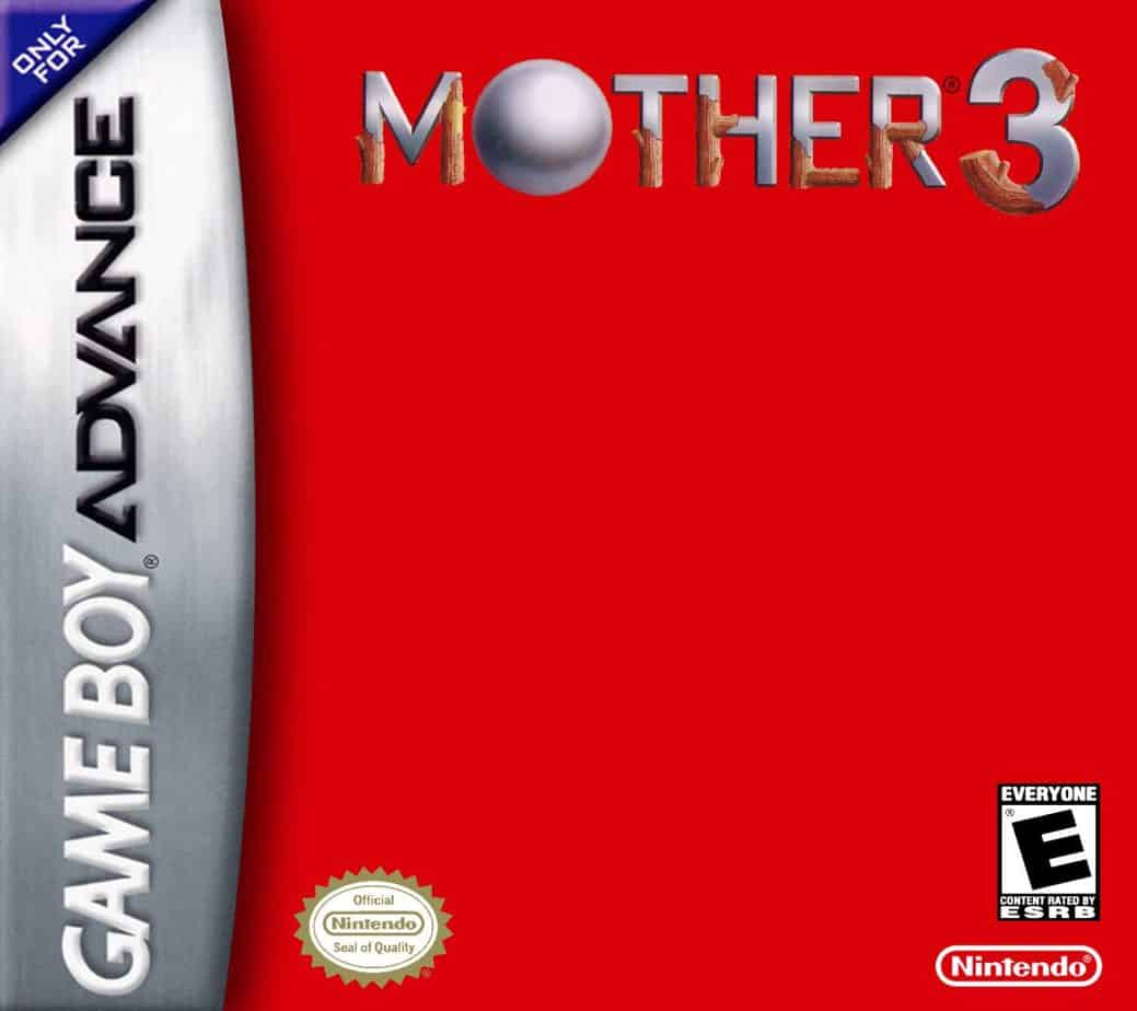 Best Gameboy Advance Games - Mother 3